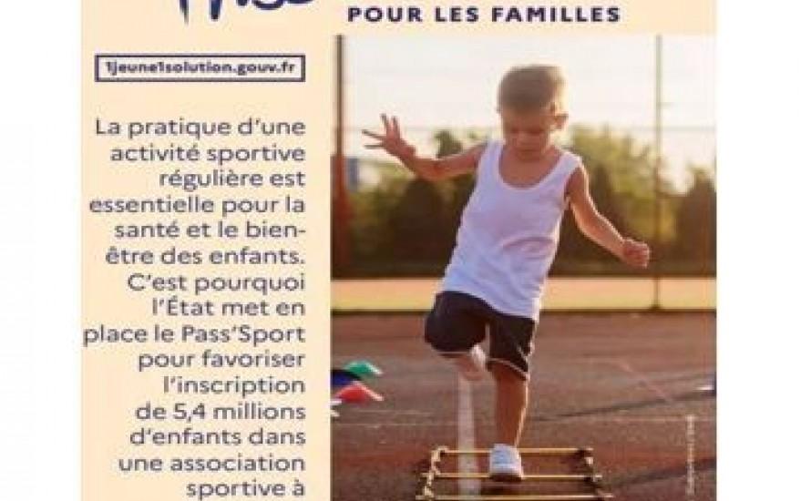 Pass Sport 2021 ! ! !