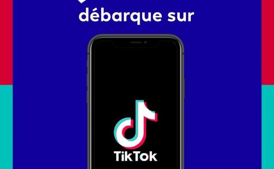 France Judo débarque sur TikTok !